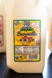Bulk soy milk